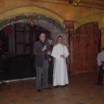 Wspólna modlitwa z ksiedzem Piotrem