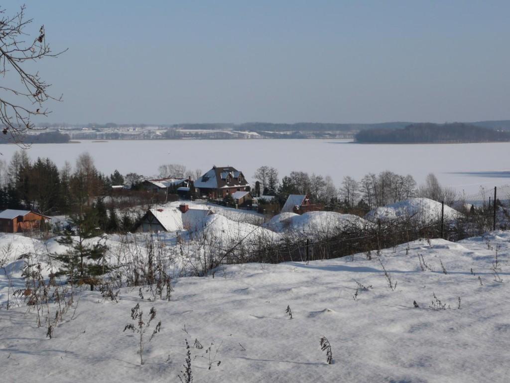zima krajobrazy