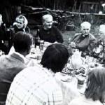 Na uroczystościach u Warmiaków obecny był często kapłan
