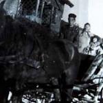 Często na uroczystości udawano się wozem konnym